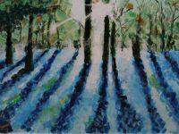 Abstrakt skov og abstract forest