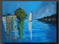 Monet inspired